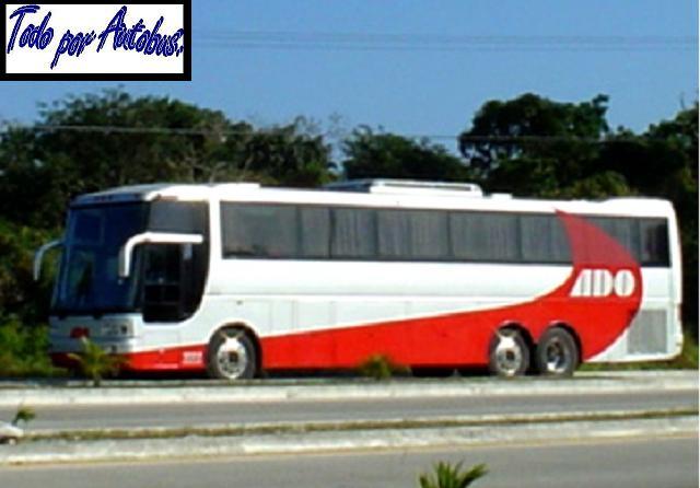 en la ciudad de mexico mexico la red de autobuses